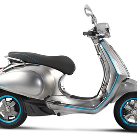 Vehicles Vespa, 2020 Electtrica Silver - ONLY BY PREORDER