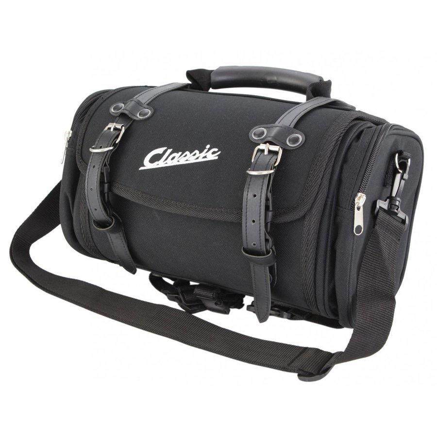 Accessories Top Case/Rack Bag, Black Canvas 10ltr Classic