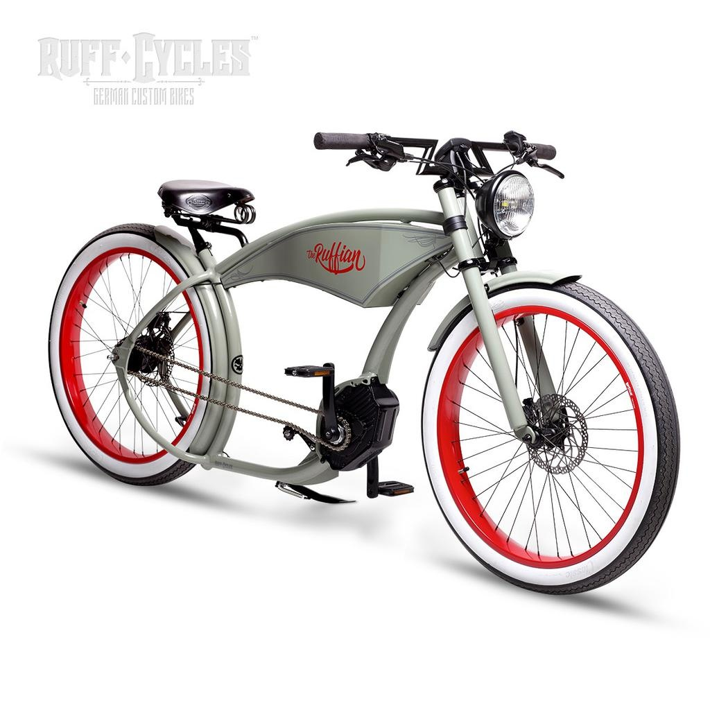 Vehicles Ruffian Electric Cruiser - Active Drive