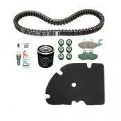 Parts Major tune up/overhaul kit for Vespa GTS250cc