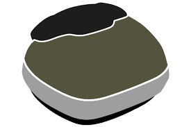 Accessories Top Case, MY15>MP3-500 Green Army Matte 333/A 50Ltr