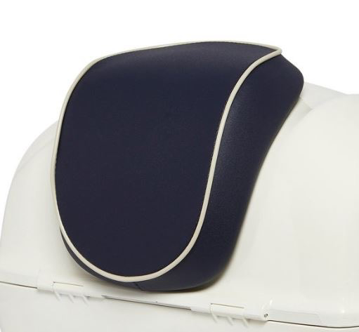 Accessories Top Case Back Rest, Primavera Yacht Club Edition