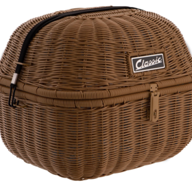 Accessories Top Case Basket, Classic Light Brown