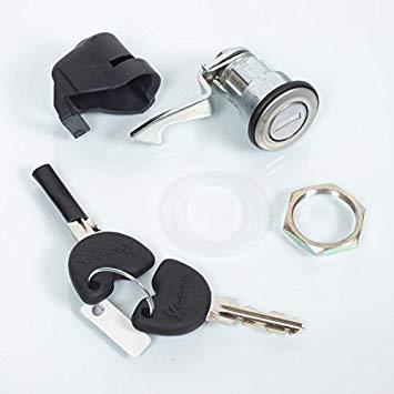 Accessories Lock Set, Vespa Top Case