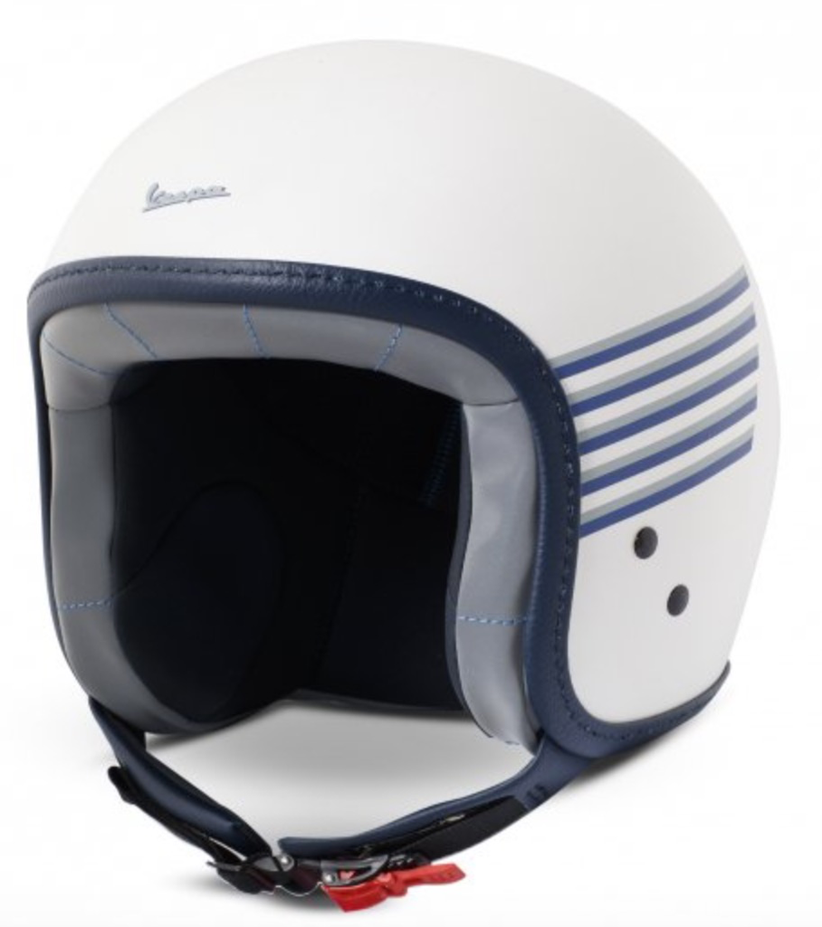 Apparel Helmet, Vespa Graphic (4 Colours)