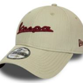 Apparel Hat, Vespa White Ball Cap
