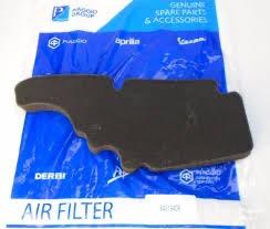 Parts Air Filter, Vespa-Piaggio 50/150 Premium