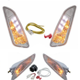 Parts Signal Lamp Kit, LED Primavera/Sprint Clear Lens