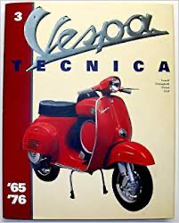 Lifestyle Book, 'Vespa Tecnica' Vol 3