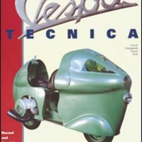 Lifestyle Book, 'Vespa Tecnica' Vol 4