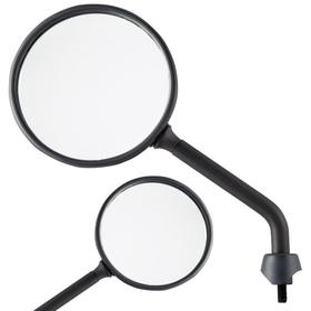 Accessories Mirror, Vespa GTS300 HPE Shorty Matte Black (L & R)