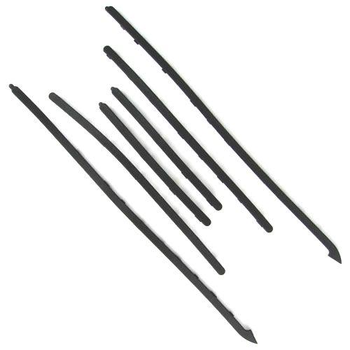 Parts Rubber Floor Strips, GT/GTS/GTV
