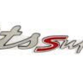 """Parts Emblem, """"GTS Super"""" LH Rear Cowl"""