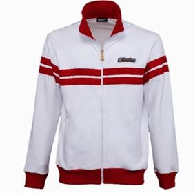 Lifestyle Felpa, Vespa Racing 60's Track Jacket (White or Green)