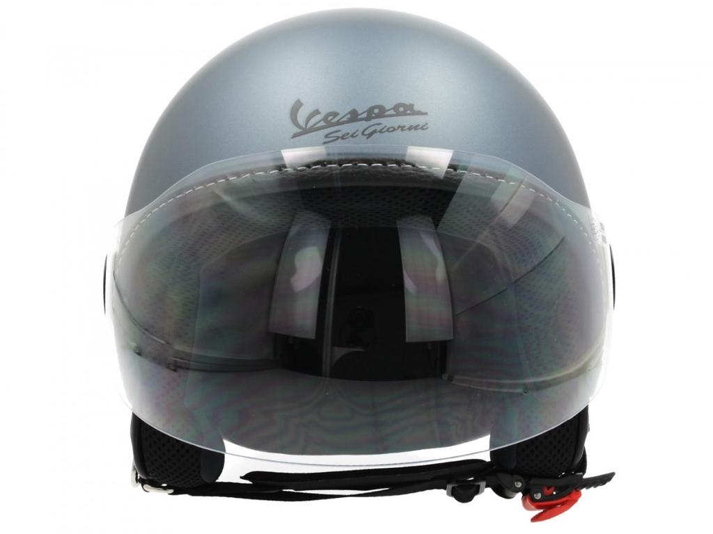 Apparel Helmet, Vespa Sei Giorni Titanium