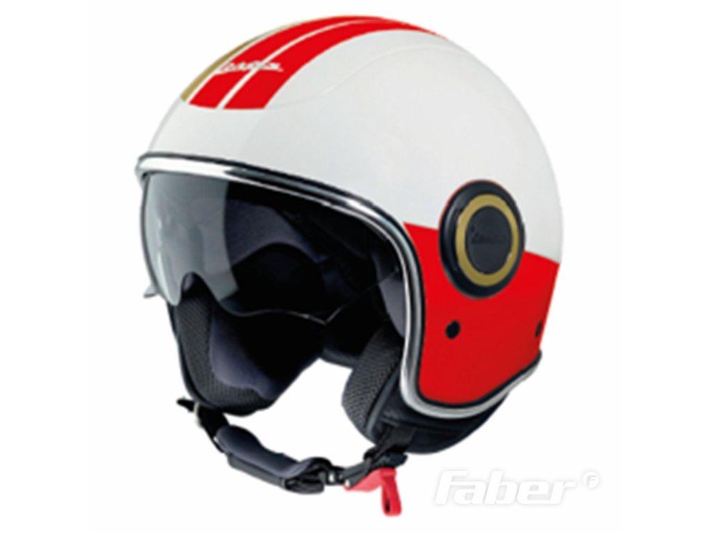 Apparel Helmet, Vespa VJ 60's Racing Edition