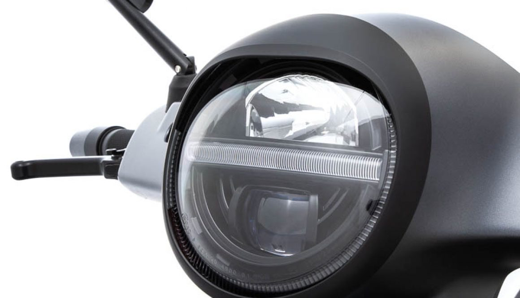 Parts Headlamp Assembly, GTS LED Black Edition
