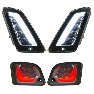 Parts Signal Lamp Set, GTS Front & Rear LED Smoked Lens