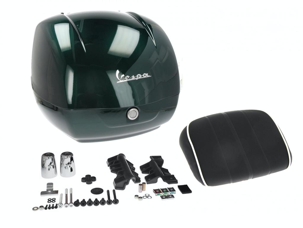 Accessories Top Case, GTS 300HPE Racing 60's Green