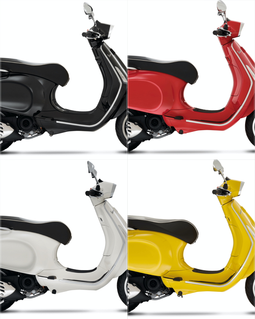 Vehicles Vespa, 2021 Sprint 50cc i-GET