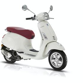 Vehicles 2017 Vespa Primavera 150 ABS