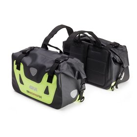 Accessories Saddlebags, GIVI Expandable 25L Hi-Visibility Waterproof