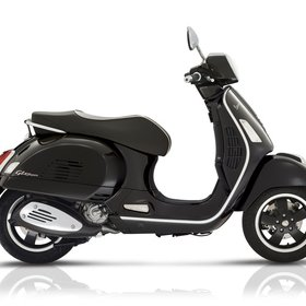 Vehicles 2018 Vespa GTS300 Super ABS/ASR Black