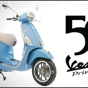 Vehicles 2019 Primavera 50th Annivesary Blue-SOLD OUT