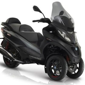 Vehicles Piaggio, 2019 MP3-500 HPE Sport LT ABS/ASR Black