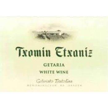 Txomin Txomin Etxaniz Txakoli 2019<br />Spain