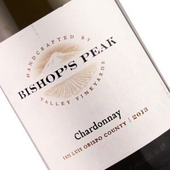 Talley Vineyards Talley Vineyards Bishop&#039;s Peak Estate Chardonnay 2017<br /> California