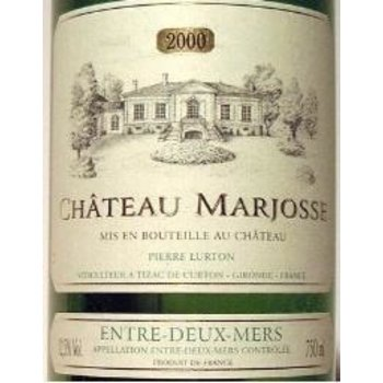 Ch Marjosse Chateau Marjosse Rouge 2016<br />Bordeaux, France
