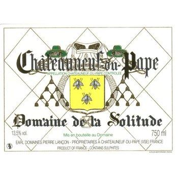 Dm Solitude Domaine de la Solitude Chateauneuf- du-Pape Blanc 2018<br /> Rhone, France