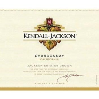 Kendall Jackson Kendall Jackson Vintners Reserve Chardonnay 2017<br />Sonoma, California