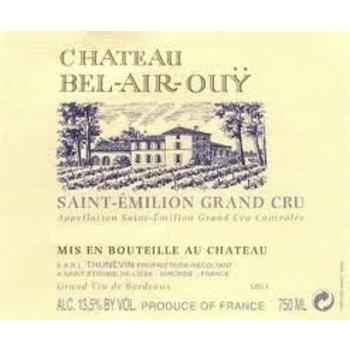 Ch Bel-Air-Jean&Gabriel Lussac Saint-Emilion 2015  <br /> Bordeaux, France