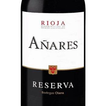 Bodegas Olarra &quot;Anares&quot; Reserva Rioja 2012<br /> Rioja, Spain