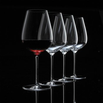 Fusion Air Bordeaux Wine Glass