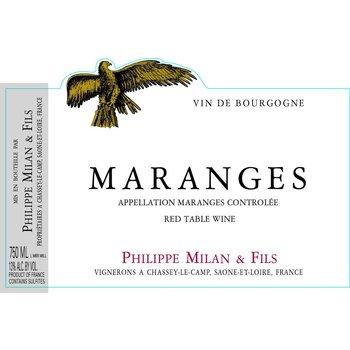 Philippe Milan & Fils Maranges Rouge 2017<br /> Burgundy, France