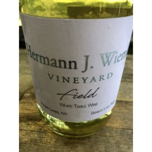 Hermann J. Wiemer Vineyard Field White 2018<br /> Seneca Lake/Finger Lakes, New York