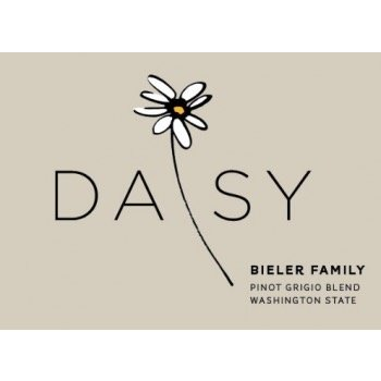 Bieler Family Daisy Pinot Grigio Blend 2017<br /> Columbia Valley, Washington <br /> TOP 100 Value Brands 2018 Rank 33 per Wine Enthusiast