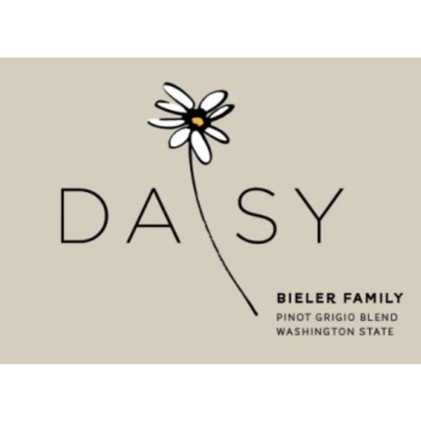Bieler Family Daisy Pinot Grigio Blend 2019<br /> Columbia Valley, Washington <br /> 90pts-WE