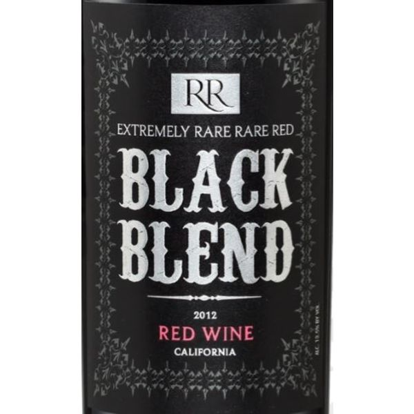 Extremely Rare Red Black Blend 2016<br /> Lodi, California