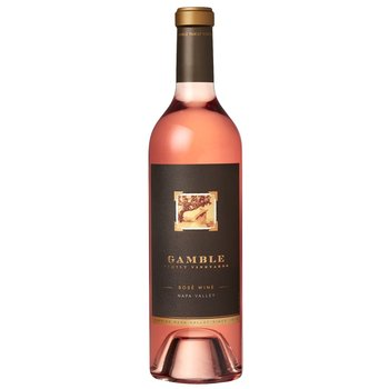 Gamble Family Vineyards Rose 2017<br /> Napa Valley, California
