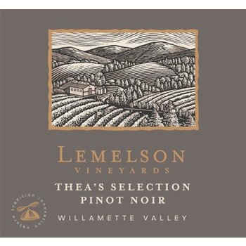 Lemelson Lemelson Pinot Noir Thea's Selection 2016<br />