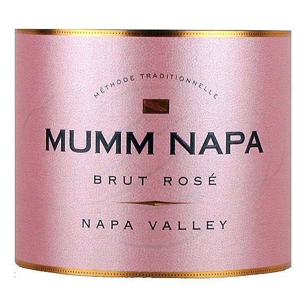 Mumm Mumm Napa Brut Rose<br />Napa, California<br />91pts-WE