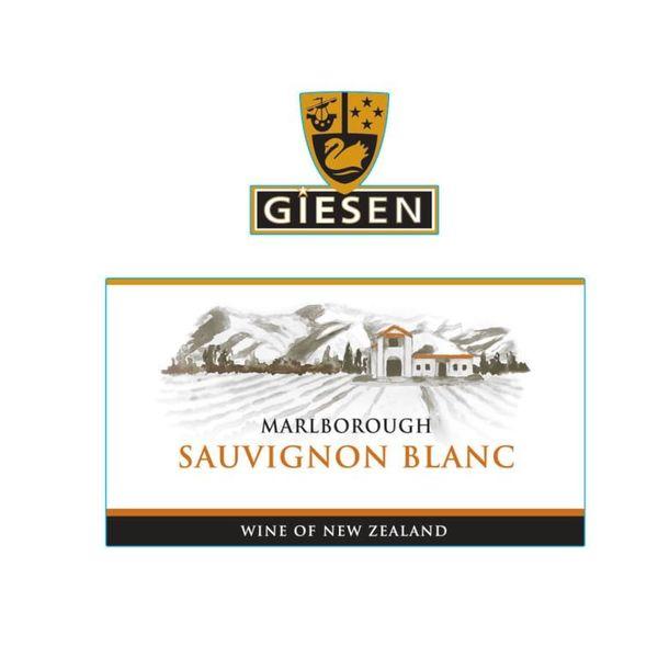 Giesen Giesen Sauvignon Blanc 2019<br />Marlborough, New Zealand