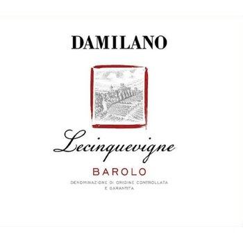 Damilano Lecinquevigne Barolo 2013<br /> Piedmont, Italy<br /> 93pts-WE, 93pts-WA, 92pts-JS, 90pts-WS