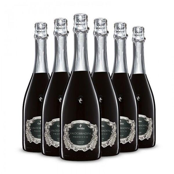 Canella Canella Sparkling Prosecco Extra Dry Conegliano Valdobbiadene <br /> Italy
