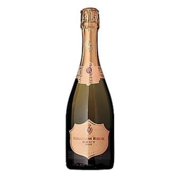 Graham Beck Sparkling Brut Rose 2011<br /> South Africa