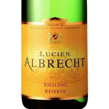 Lucien Albrecht Lucien Albrecht Riesling Reserve 2016<br />Alsace, France